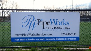 PipeWorks Field Sign